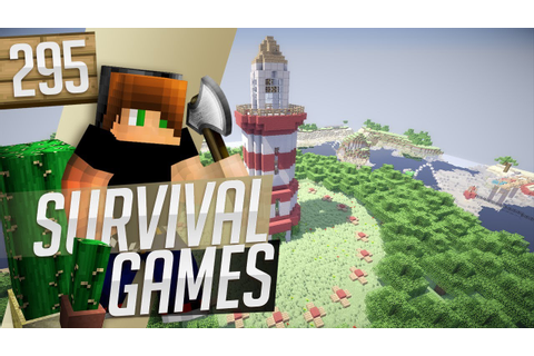 Minecraft: Survival Games! Ep. 295 - Weird Science - YouTube