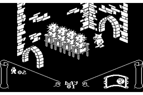 Indie Retro News: Knightlore - Ultimate Play the Game ...