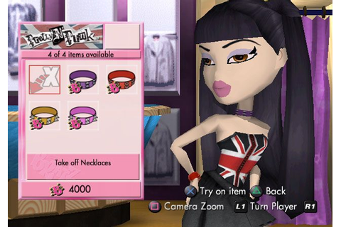 Bratz: Rock Angelz (2005) by Blitz Games GameCube game