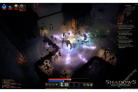 Shadows: Heretic Kingdoms - Download Free Full Games ...