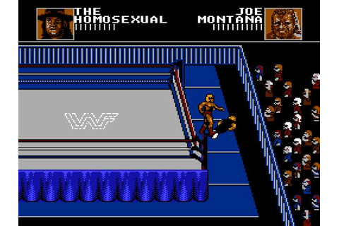 WWF Wrestlemania Steel Cage Challenge Download Game ...