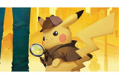 A New Detective Pikachu Game Has Been Announced For ...