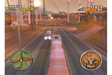 Screens: Big Mutha Truckers 2: Truck Me Harder - PS2 (18 ...
