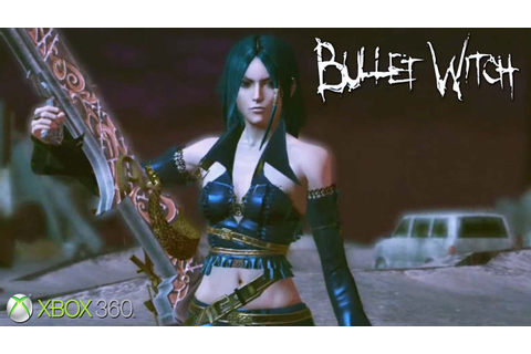 Bullet Witch - Xbox 360 Gameplay (2007) - YouTube