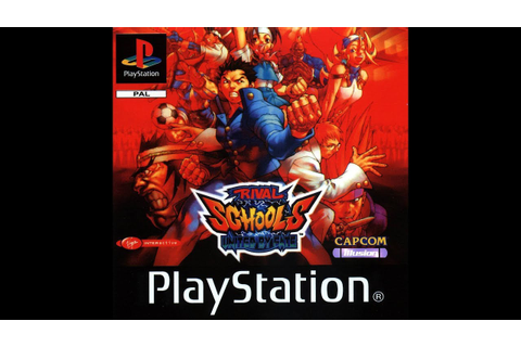 Rival Schools: United by Fate Evolution (PlayStation ...