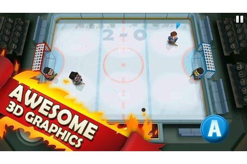 Hockey Rage 2005 on Qwant Games