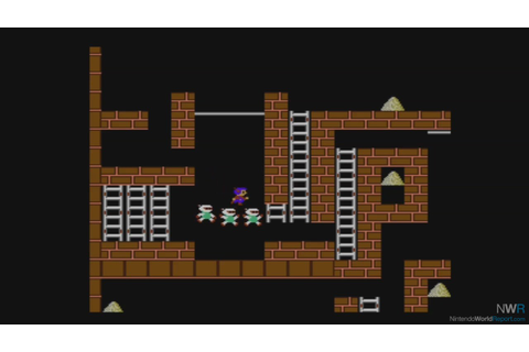 Championship Lode Runner - Game - Nintendo World Report