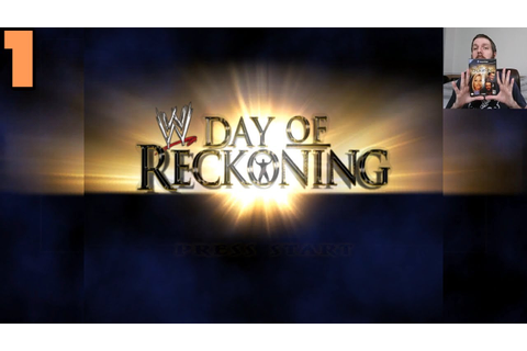 WWE Day of Reckoning: Story Mode #1 - YouTube
