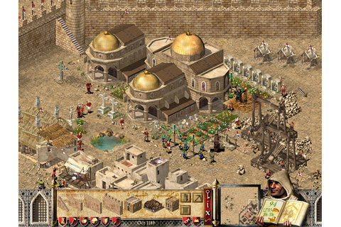Stronghold crusader 1 free download pc game full version ...