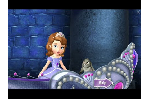 Princess Sofia Quest for the Secret Library Disney Junior ...