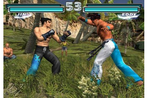 VBMOVIEZ: Tekken 4 PC Game Full Version compressed