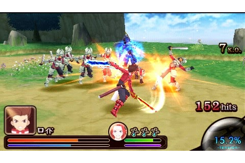 Download Game Psp Free: Tales of The Heroes - Twin Brave ...