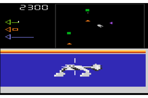 Star Trek: Strategic Operations Simulator (1983) Atari ...