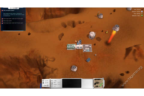 Sol 0: Mars Colonization - Download Free Full Games | Strategy games
