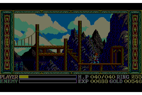 Download Ys III: Wanderers from Ys - My Abandonware