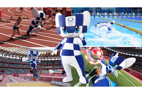 Olympic Games Tokyo 2020: The Official Video Game ...