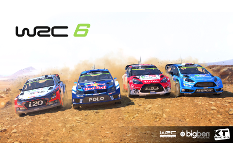 WRC 6 Review - Rolling Around in the Dirt