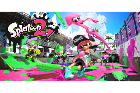 Splatoon 2 | Nintendo Switch | Games | Nintendo