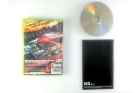 Ridge Racer 6 game for Xbox 360 (Complete) | The Game Guy
