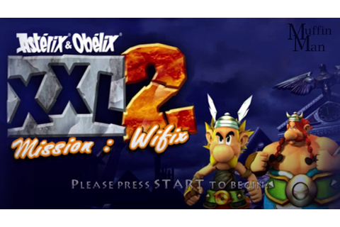 Asterix & Obelix XXL 2 Mission WiFix PSP Gameplay HD - YouTube