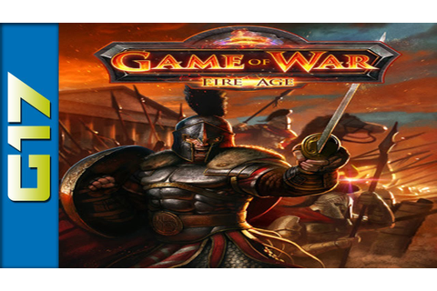 Game of War Fire Age | Introduction - YouTube