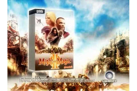 Might and Magic Mobile 2 Official Trailer (2007, Gameloft ...