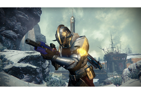 Destiny: Rise of Iron Review: It Makes the Whole Game ...