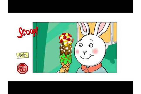 Arthur Scoop Buster Games - YouTube