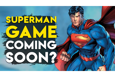 Arkham Developers Working On New Superman Game, Reveal ...