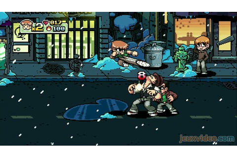 Gameplay Scott Pilgrim Contre le Monde : Quartier ...