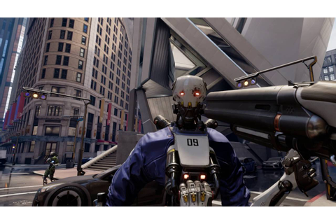 Robo Recall Trailer - YouTube