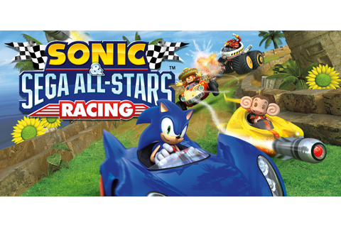 Amazon.com: Sonic & SEGA All-Stars Racing: Appstore for ...