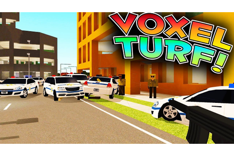 Voxel Turf Game - BRICK RIGS MEETS GTA?! NEW OPEN WORLD ...
