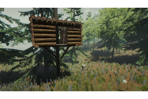 Tree House - Official The Forest Wiki