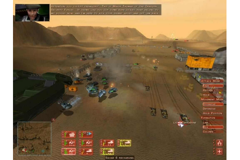 Ground Control Dark Conspiracy Download Free Full Game ...