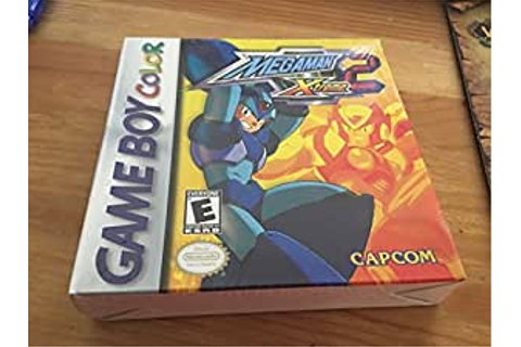 Amazon.com: Mega Man Xtreme 2: Video Games