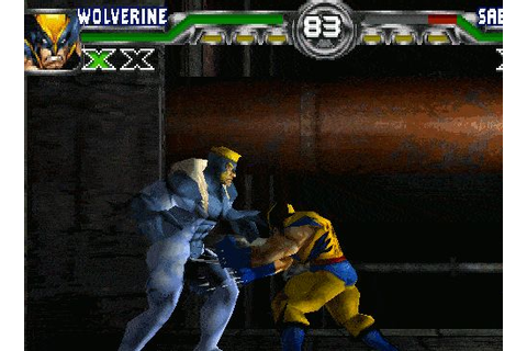 X-Men: Mutant Academy 2, PS1. | Playstation, X men, Games