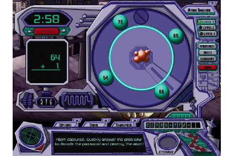 Carmen Sandiego Math Detective: Screen Shots