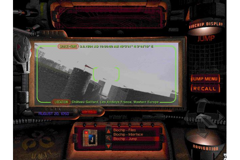 Journeyman Project 2, The: Buried in Time Download (1995 ...