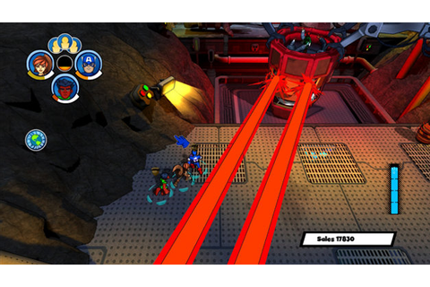 Marvel Super Hero Squad: Comic Combat Game | PS3 - PlayStation