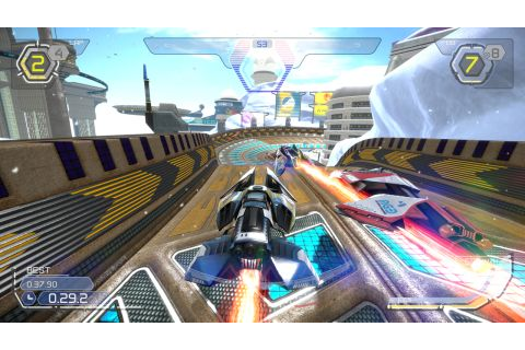 "Wipeout Omega Collection review: ""A ferocious blur of ..."