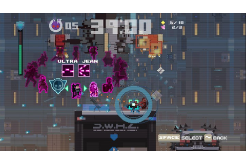 Super Time Force Ultra Game Review (PC) | Funcurve