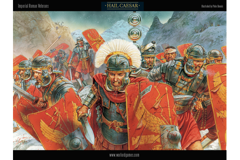 The Art of Warlord - Imperial Romans - Warlord Games