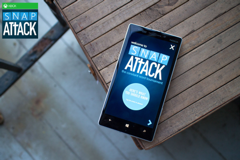 Hands on with Wordament Snap Attack for Windows Phone ...