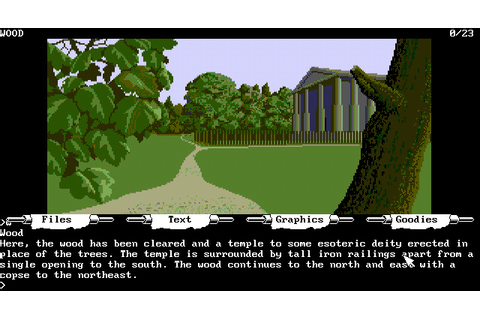 Download The Guild of Thieves adventure for DOS (1987 ...