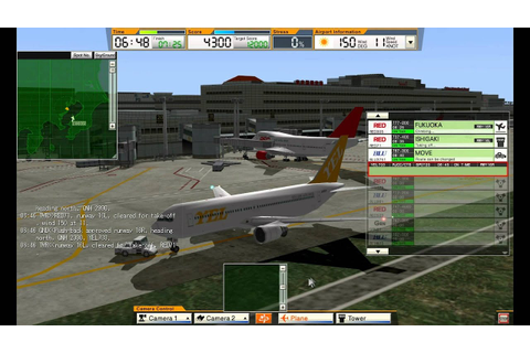 Air Traffic Controller 3 Stage 01 - YouTube