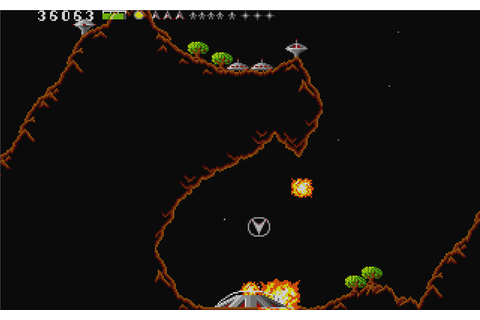 My all time favourite video games: Oids - Atari ST - 1987
