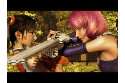 Tekken 3D Prime Edition Nintendo 3DS Trailer - YouTube