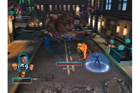Download Game Fantastic 4 PS2 Full Version Iso For PC ...