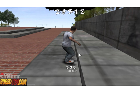 Skateboarding Game For Kids - Street Skate 3 - YouTube